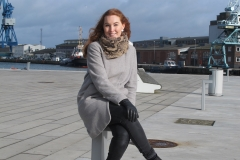 Interview med Louise Gade.